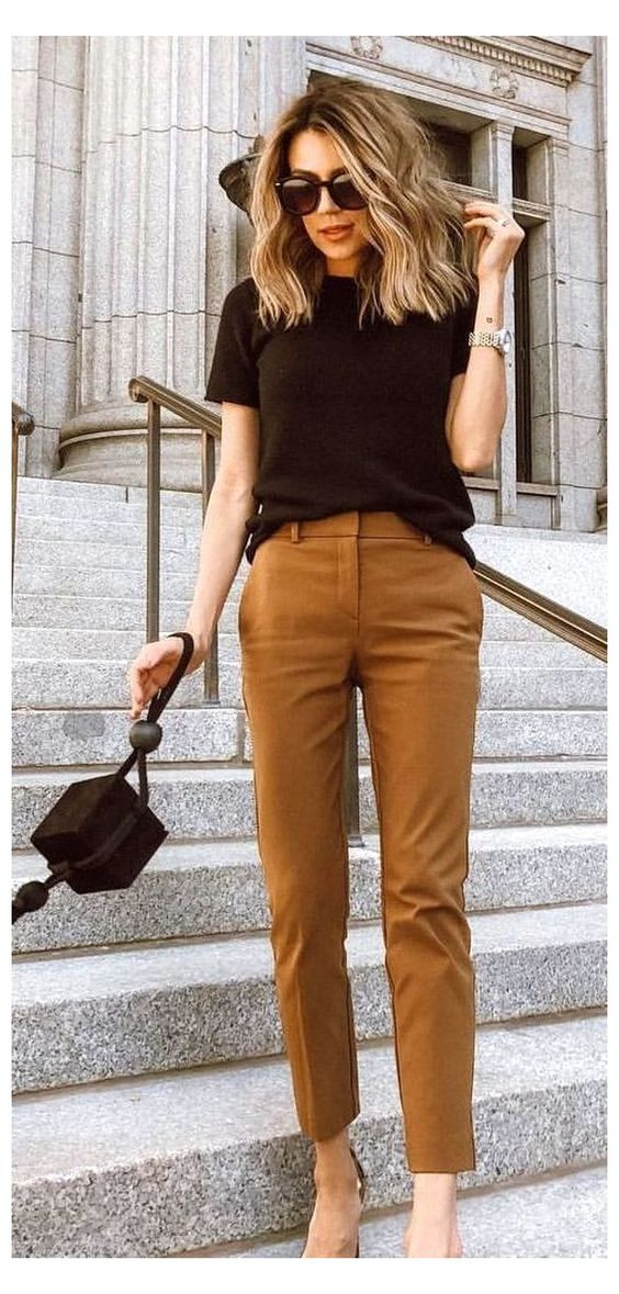 Formal looks with t-shirt