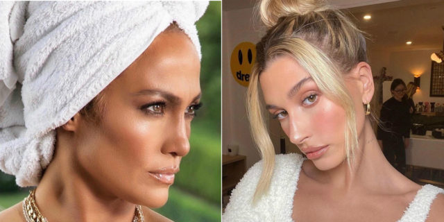 Dolphin skin: the beauty trend of the stars for a skin ... like a dolphin