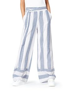 Amazon Find - Palazzo Linen Trousers