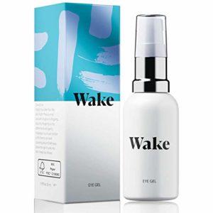 WAKE moisturizing gel for the eye area