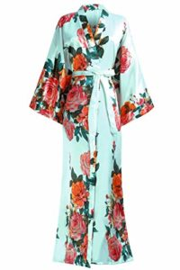 Summer kimono in Coucoland floral pattern