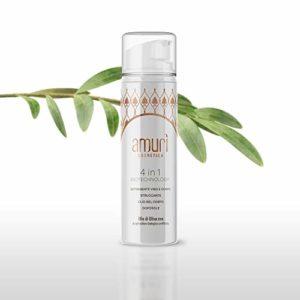 Amuri Cosmetica Waterproof Face Makeup Remover Gel Oil