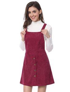 Allegra K overalls