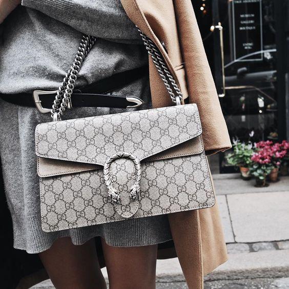 Gucci autumn - winter 2021 bags