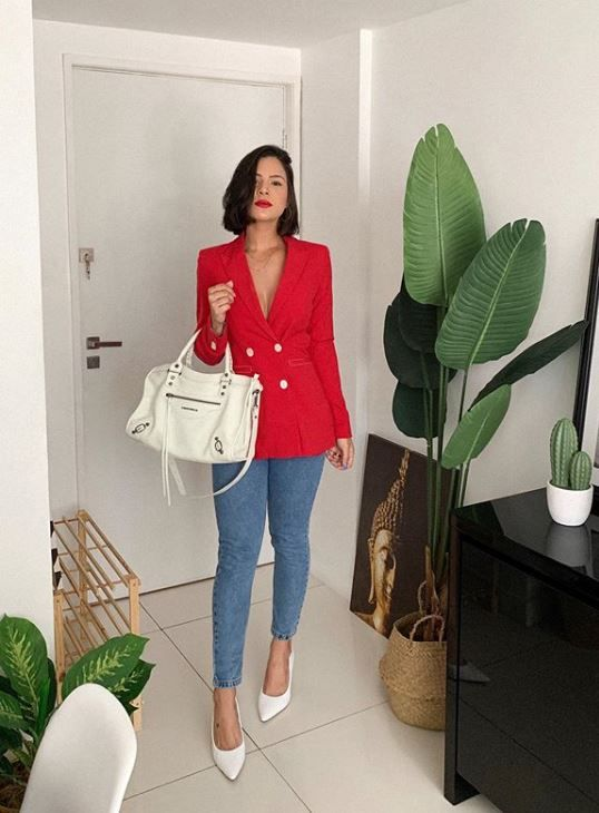Outfits with a blazer to look chic
