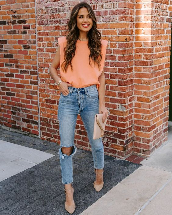 Outfits with ultra chic blouses