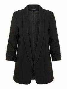PIECES PCBOSS - Black Blazer