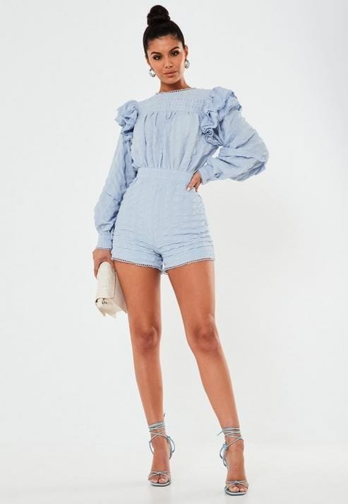 Outfits in pastel colors spring - summer
