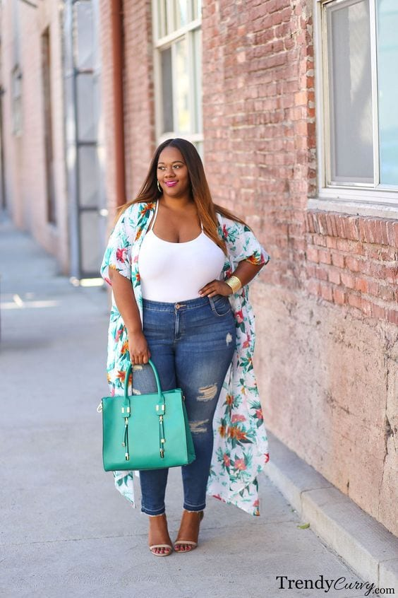 Complement your looks with kimonos