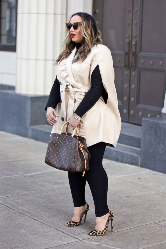 Create layered outfits
