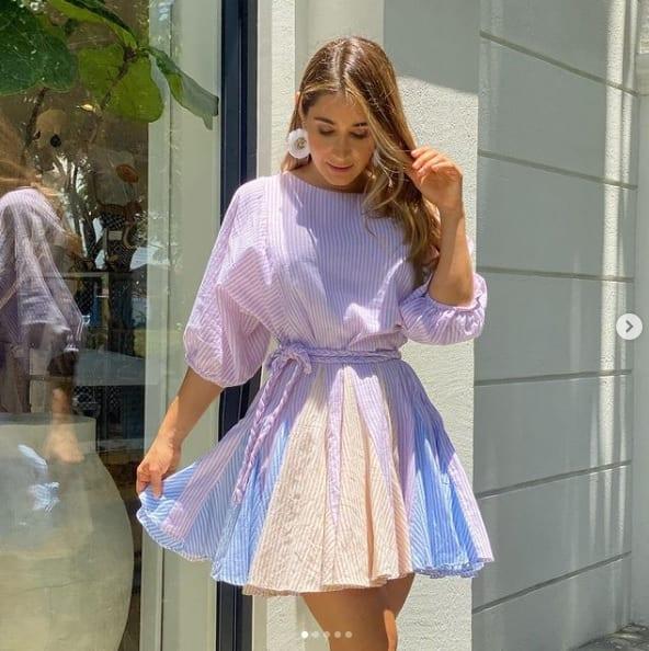 Pastel dresses for mature women