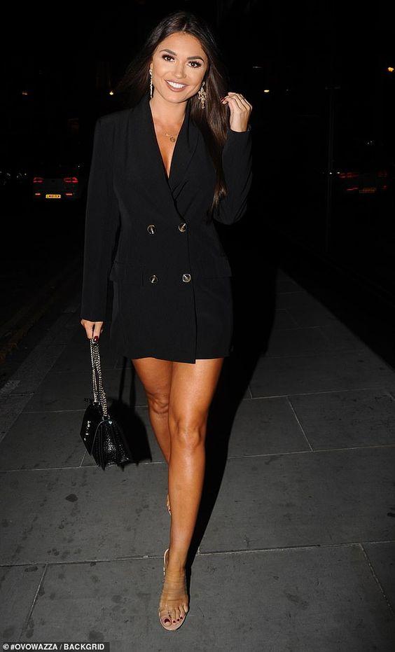 Black dresses mature women