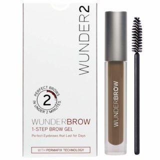 Eyebrow colors: Wunderbrow