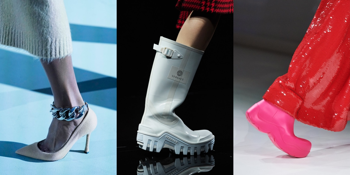 fall / winter 2020/2021 shoes