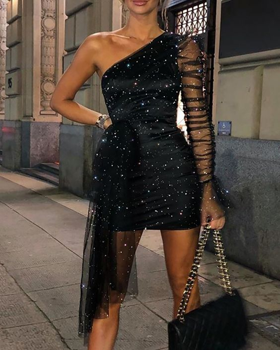 Outfit ideas with dress for parties