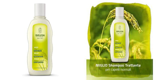 silicone-free shampoo