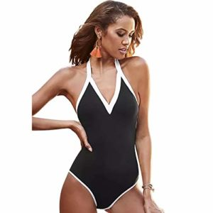 SEDEX - Padded Women's One-piece Swimsuit