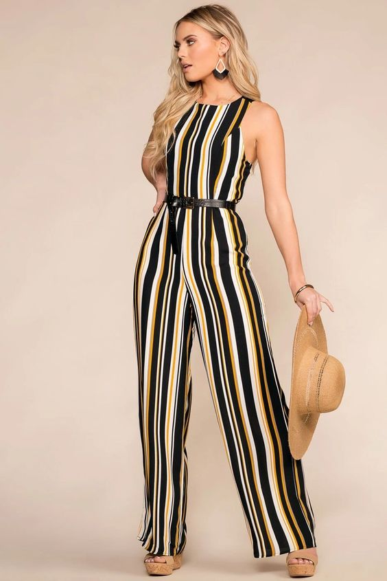 Outfits with jumpsuits
