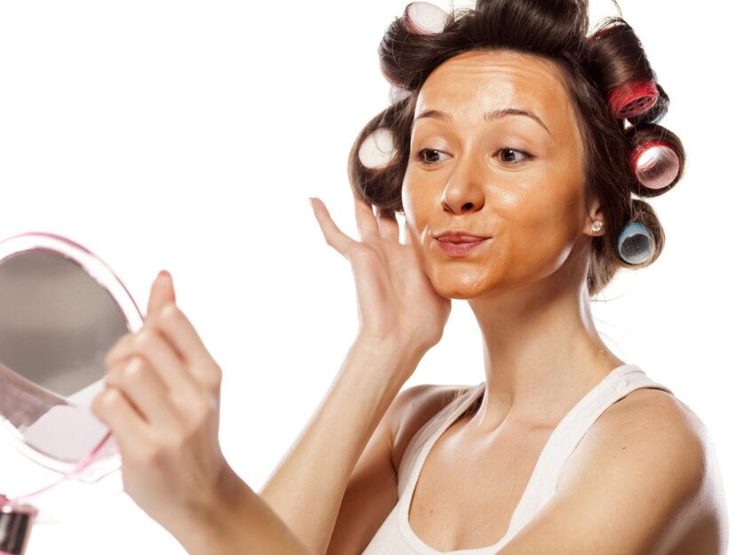 foundation summer make-up