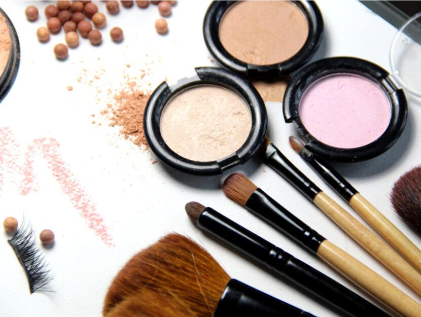 summer make-up types
