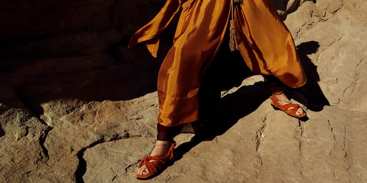 sandals spring / summer 2021