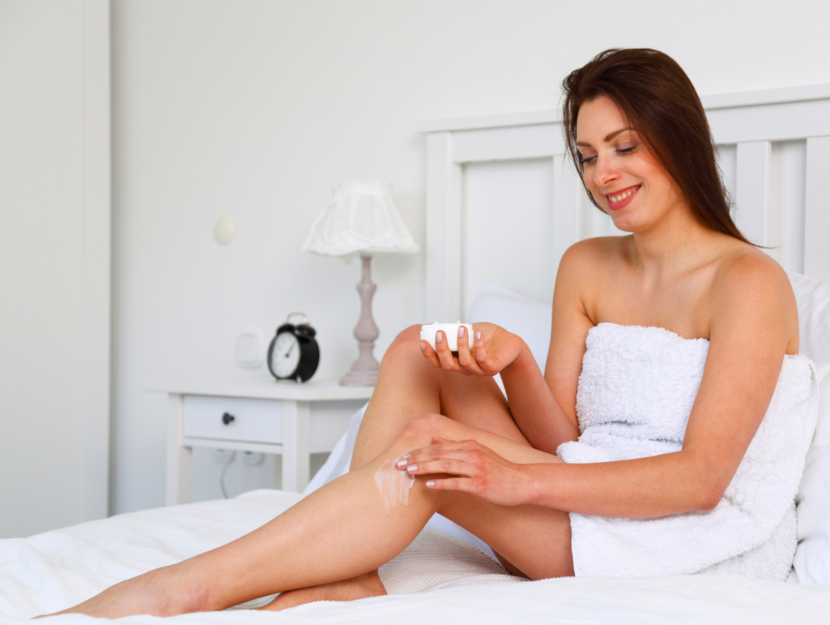 post hair removal leg cream