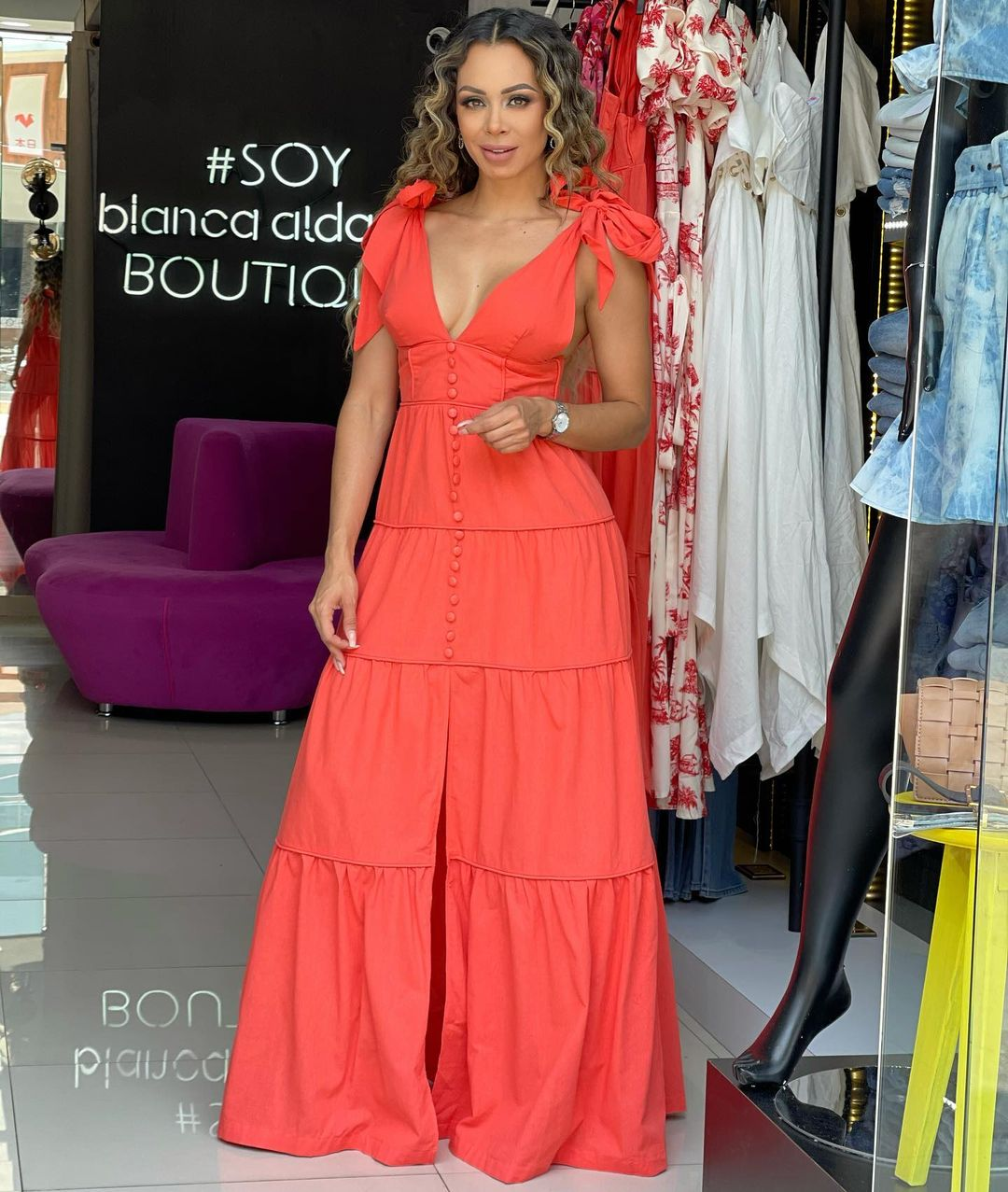 Maxi dresses for ladies 40 and over