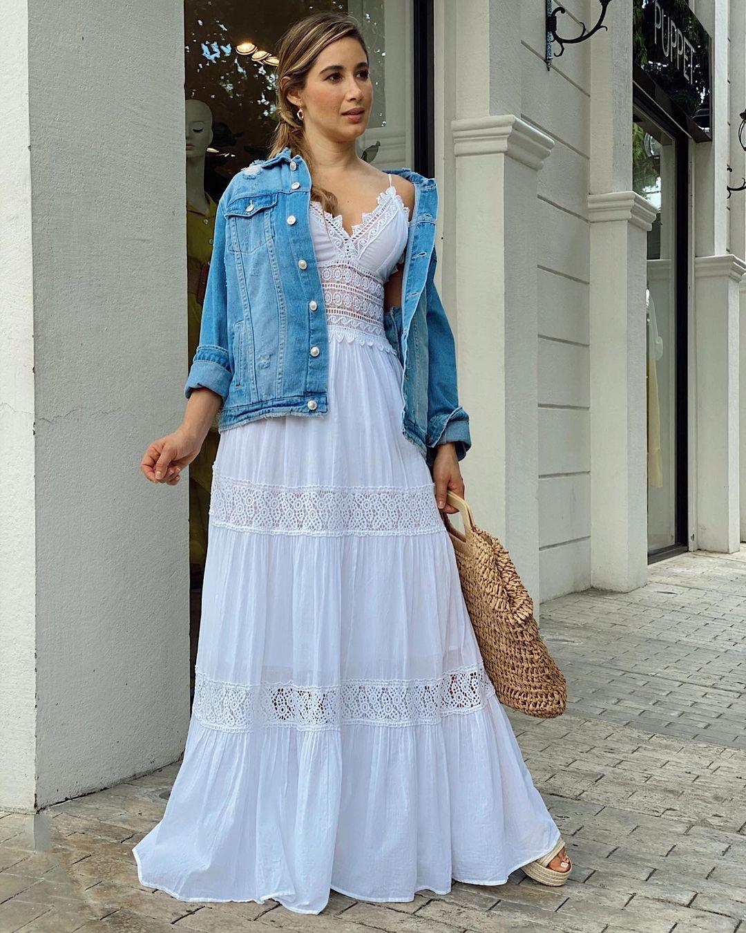 Casual maxi dress designs