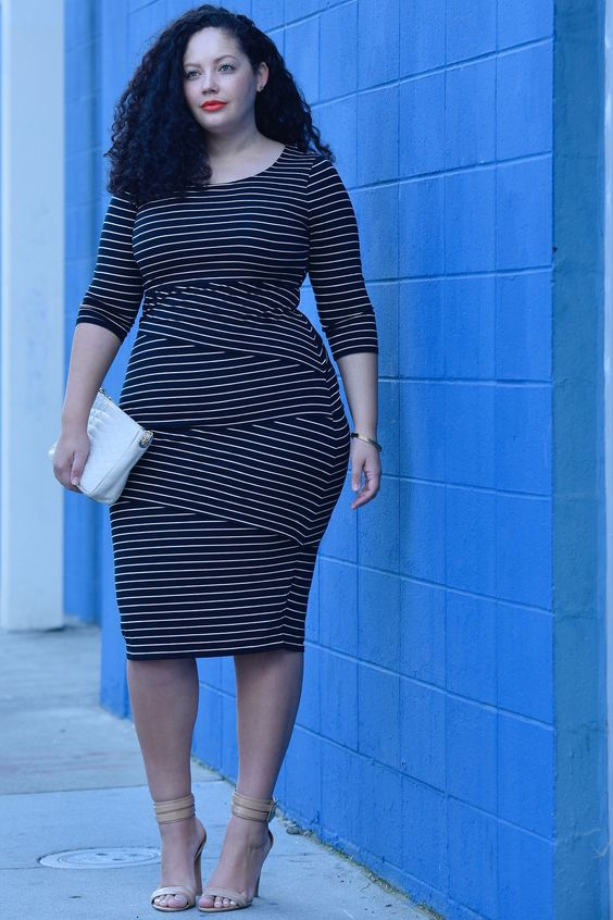 Tricks to hide your belly with tight clothes