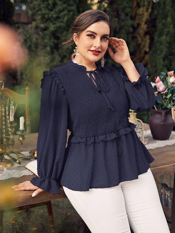 Shein fashion for mature women