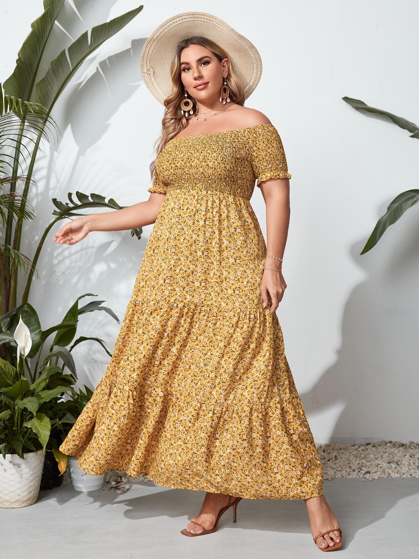 Dresses for mature women shein