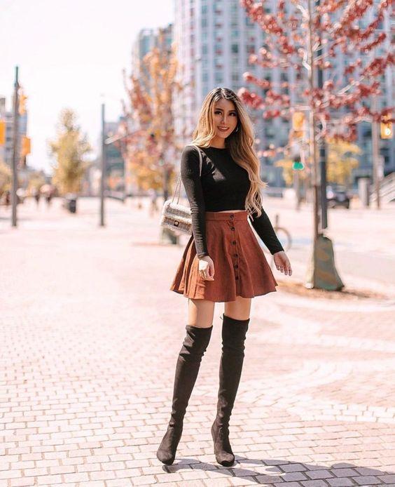 Winter clothes mature women shein