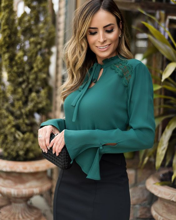 Shein blouses for mature women