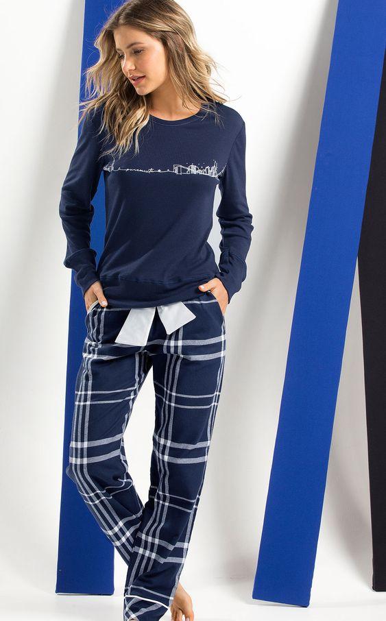 Shein classic pajamas