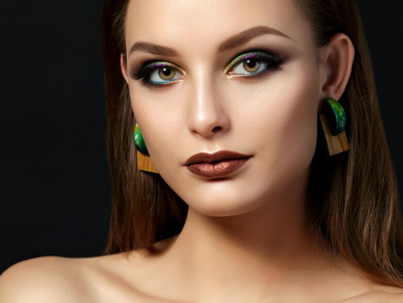 sparkling bronze lipsticks