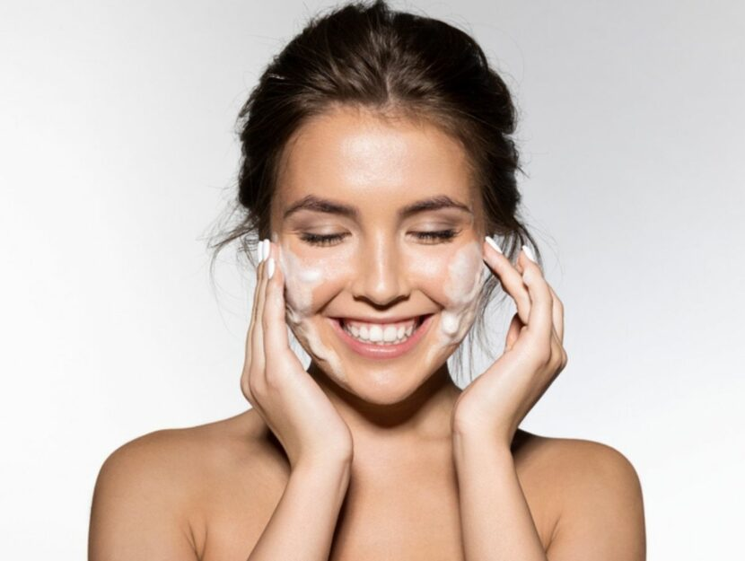 cleansing for the skin
