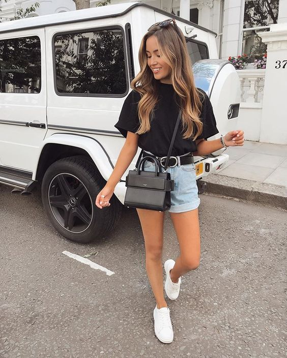 Outfit ideas with shorts
