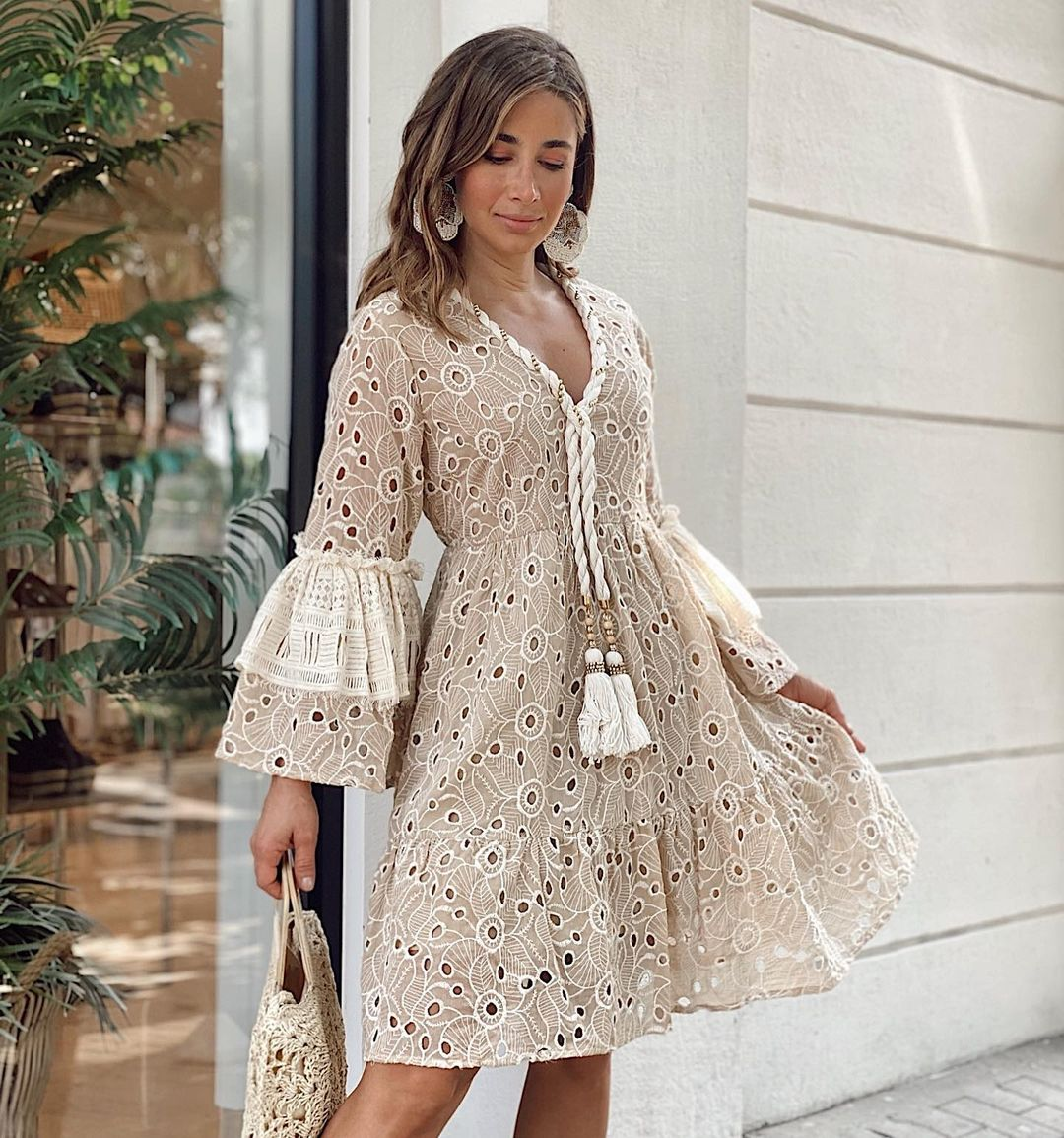 Summer dresses that you can also wear if it's cold
