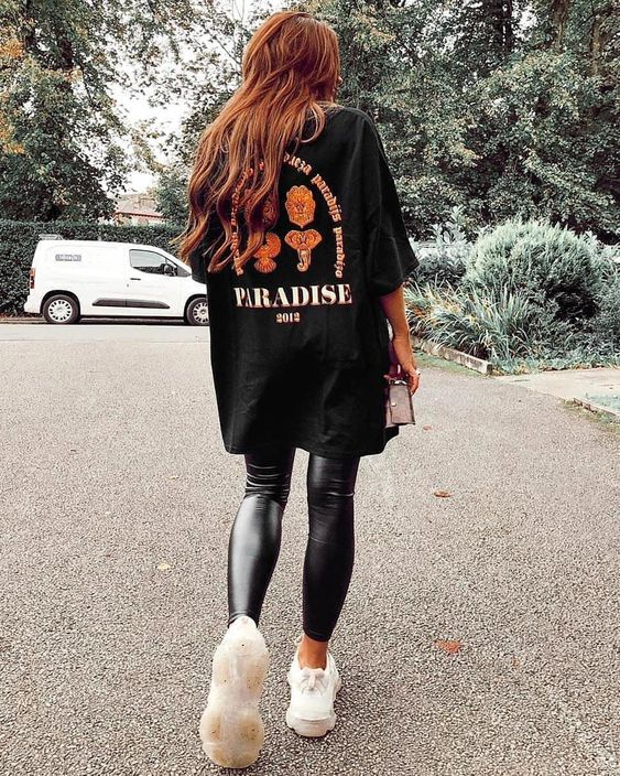 Maxi tennis shirts
