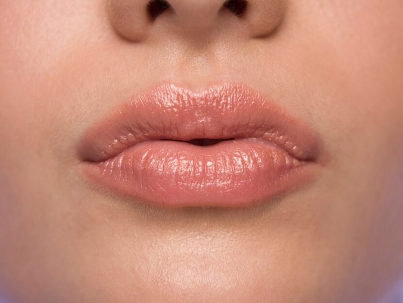 summer lip make-up
