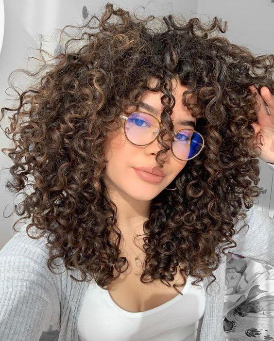 Short cut for curls